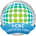 IICRC Certified Firm Badge